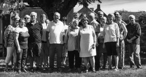 Les bénévoles du cinéma de Damgan été 2019