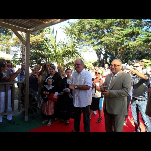 50 ans du cinéma de Damgan Jacques Weber a accepté de parrainer