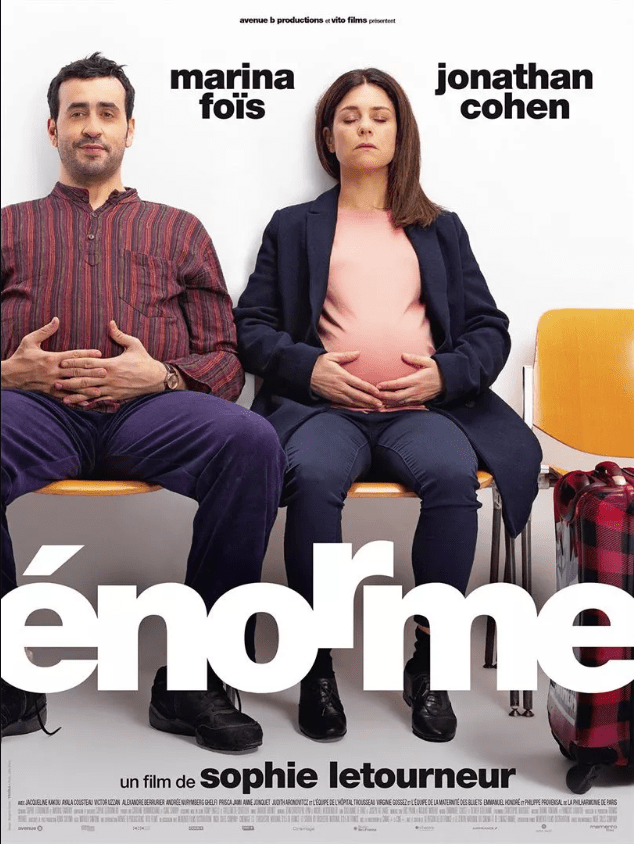 Les cardinaux - ÉNORME Film avec Marina Foïs et Jonathan Cohen